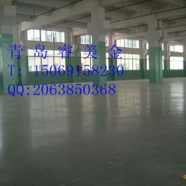 济南水泥地面硬化剂-固化剂厂家施工