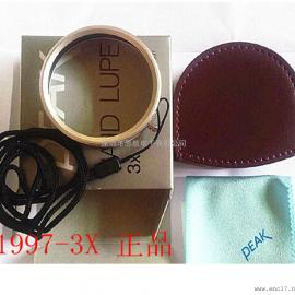 日本PEAK必佳 1997-3X手持式放大镜 便携式放大镜