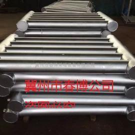 厂价供应工业光排管散热器D76*1000*4