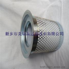 骨架耐用 LU910-75WA 富达油分芯螺杆式空压机 油气分离滤芯