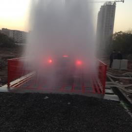 北京工地平板式洗轮机