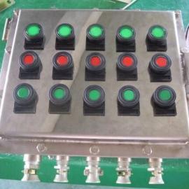 钢板防爆控制箱 挂式防爆控制箱