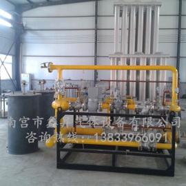 LNG卸车增压器-储罐增压器