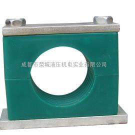 四川成都轻型单孔塑料管夹(JB/ZQ4008/97)Φ6-57