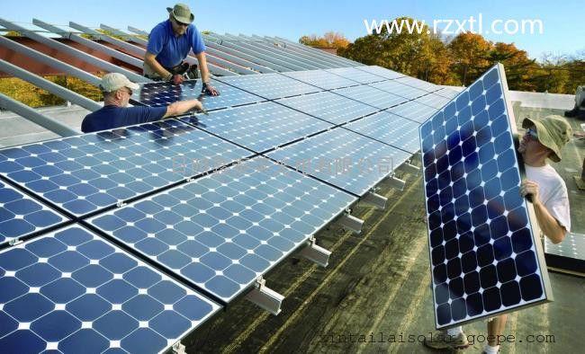 枣庄太阳能电池板厂家,烟台太阳能电池板发电系统,哪家做得好
