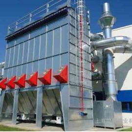 中央集中除尘设备 中央除尘机 除尘系统 进口低负压