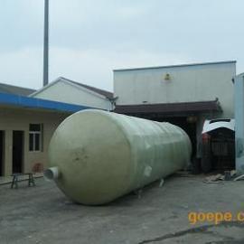 TY型农村城镇居民生活污水处理站玻璃钢生物化粪池