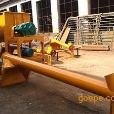 搅拌站混凝土螺旋输送机河北沧州英杰机械生产基地(倪建华)