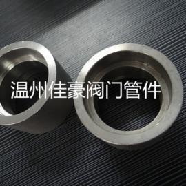承插焊管箍 不锈钢焊接直通抱箍 304双承口管箍 高压管件