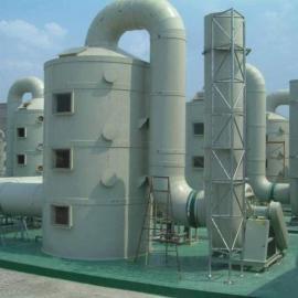 生产厂家供应 pp酸雾喷淋塔 工厂酸性废气处理塔