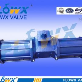 气动执行器,AW气动执行器配单电控电磁阀