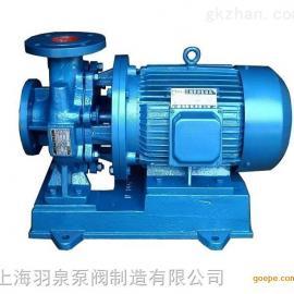 ISW卧式管道增压泵