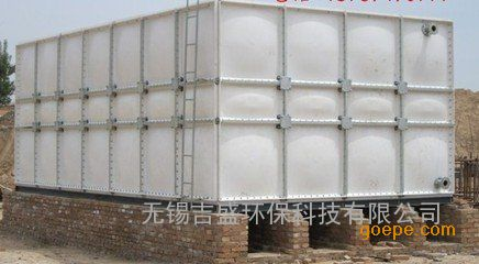 SMC装配式玻璃钢水箱,玻璃钢消防水箱