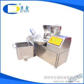 巨鑫ZB-125型质优价廉蔬菜肉食品加工斩拌机生产厂家