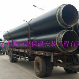 厂家直销聚氨酯保温管  聚氨酯预制直埋保温管价格