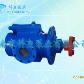热电厂自带调压阀QSNF210-46螺杆泵