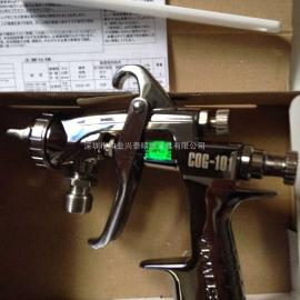 日本岩田原厂进口COG-101-12低粘度粘合剂专用喷枪