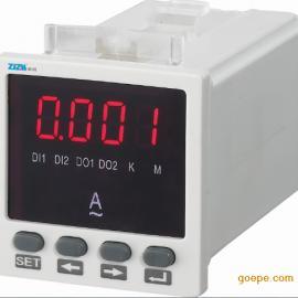 供应厂家浙江章明192-A11数显单相交流160*80电流表