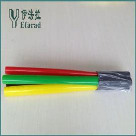 低压热缩电缆终端头 五芯热缩电缆附件