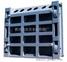 平面滑动钢闸门、钢制闸门-北方水利