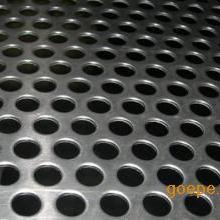 PVC涂塑圆孔网规格|宁波不锈钢冲孔板货源