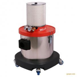 小型气动防爆吸尘器AIR-200EX商用防爆气动工业吸尘器