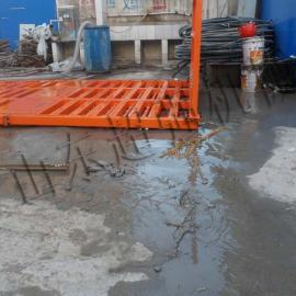 循环用水建筑工地车辆清洗机 全自动洗车台工地洗轮机
