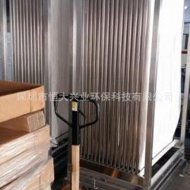 中空纤维帘式膜三菱MBR膜组件生活废水一体化污水处理设备