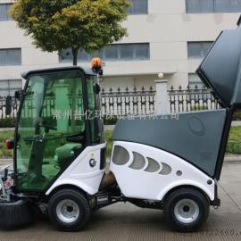 医院户外用大型驾驶式扫地机 拓威克TK2000QS清扫机