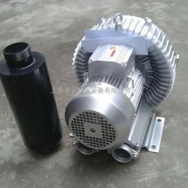 5.5KW旋涡高压气泵