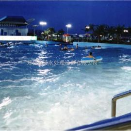 泳洁游泳池高效水处理过滤系统UPVC材质寿命长达40年