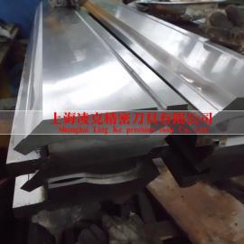 上海凌克折弯机模具厂家 42CrMo材料标准折弯机上刀模具