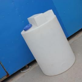 厂家供应加厚1000L圆形塑料加药箱 防腐耐酸碱塑胶容器