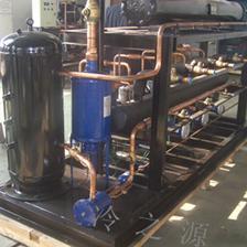 冷库制冷设备进口配置超强制冷