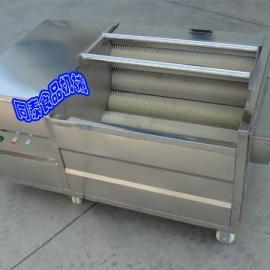 TP-1800红薯清洗脱皮机红薯去皮机厂家直销