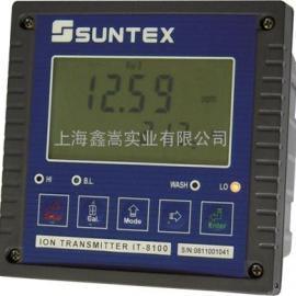 台湾上泰IT-8100,suntex离子浓度变送器