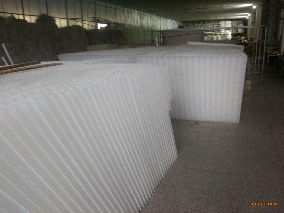 斜管填料宜兴生产厂家