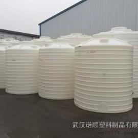 武汉PE塑料桶厂家10立方PE水箱厂家直销