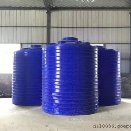 10吨塑料储罐 武汉塑料储罐厂家 滚塑储罐定做