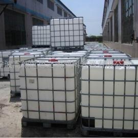 厂家供应白色化工吨桶 方形塑料吨桶 1吨IBC集装桶