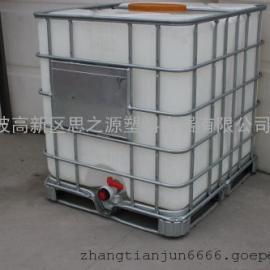 厂家供应塑料化工桶 宝安塑料1吨桶