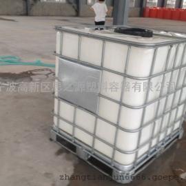 厂家供应化工开口塑料桶 耐酸碱IBC集装桶