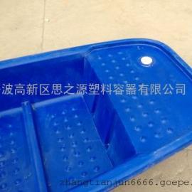 厂家供应全新防腐蚀渔船艇 3米塑料船