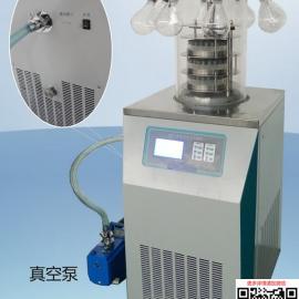 LGJ-18立式多歧管压盖型冷冻干燥机