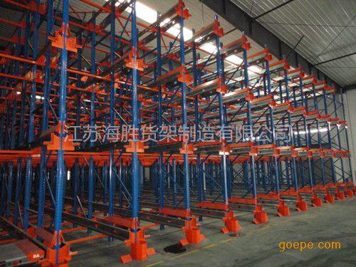 3)qb/ks1002—9《钢结构插接式货架技术条件》 二,横梁式货架