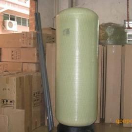 山东玻璃钢碳砂罐 水处理地下水出铁除锰玻璃钢过滤罐