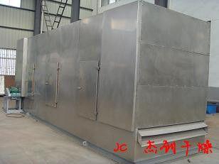 带式干燥机多层网带干燥设备 常州杰创制作 辣椒烘干带式烘干机