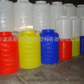 厂家供应1000L塑料桶PE罐方便清洗水槽