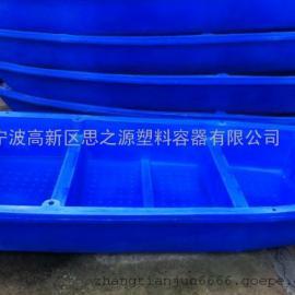 厂家供应6米塑胶钓鱼船 观光船质优价廉