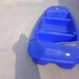 厂家供应各种型号塑料渔船 钓鱼船水产养殖 3米塑料船